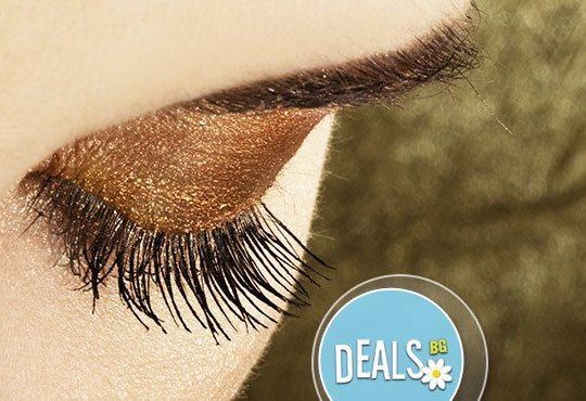Изразителни очи! Поставяне на луксозни мигли косъм по косъм, косъм от норка и подарък в Galleria of beauty - Снимка 1