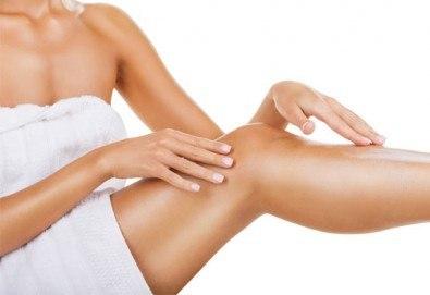 40 мин. мануален антицелулитен масаж на всички засегнати зони-открийте своето място за релакс и красота-Салон Голд Бюти