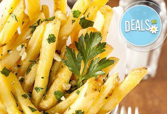 От Вас компанията, от Италиански ресторант BALITO - хапването! Един килограм скара асорти + гарнитура домашни картофки - Снимка 3