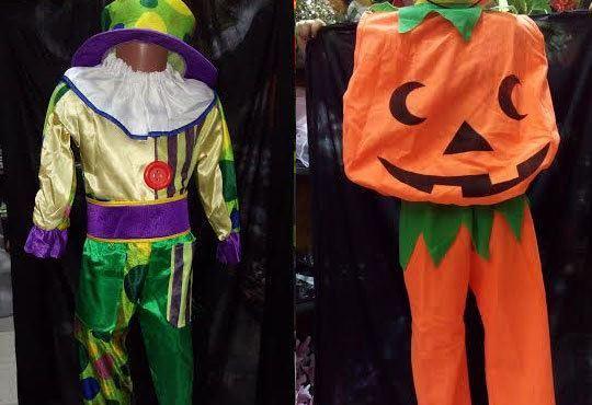 Хелоуин наближава! Подарете на детето си оригинален костюм на любим образ или герой от Парти магазин Рая - Снимка 4