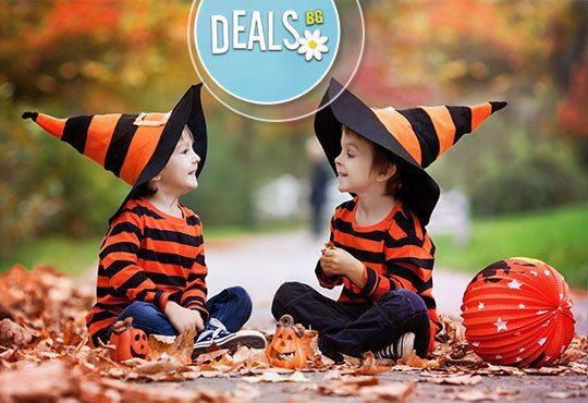 Хелоуин наближава! Подарете на детето си оригинален костюм на любим образ или герой от Парти магазин Рая - Снимка 1