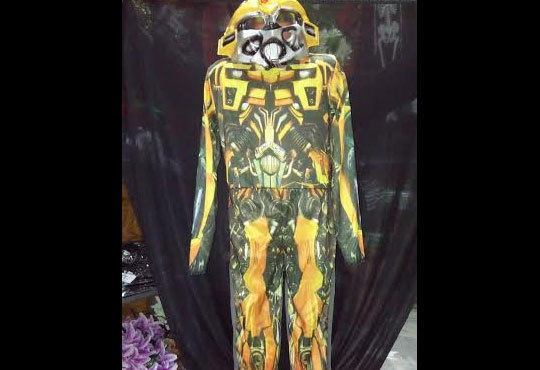 Хелоуин наближава! Подарете на детето си оригинален костюм на любим образ или герой от Парти магазин Рая - Снимка 5