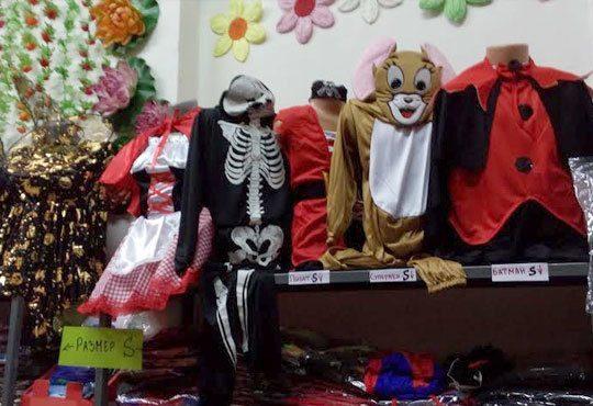 Хелоуин наближава! Подарете на себе си и на детето страшна визия - черно наметало и шапка/домино/рогца от Парти магазин Рая - Снимка 6
