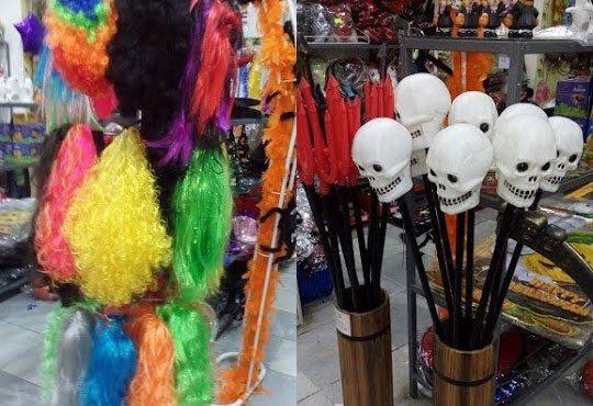 Хелоуин наближава! Подарете на себе си и на детето страшна визия - черно наметало и шапка/домино/рогца от Парти магазин Рая - Снимка 8
