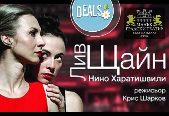 Гледайте семейната драма ''Лив Щайн'' в МГТ ''Зад канала'' на 3-ти ноември (вторник). Изберете единичен или двоен билет - Снимка 1
