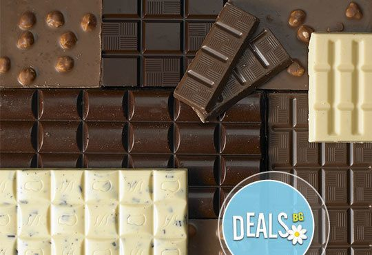 Шоколадова приказка за двама! Шоколадов синхронен масаж 60 мин. с какаов крем или шоколадово олио в Chocolate Studio - Снимка 3