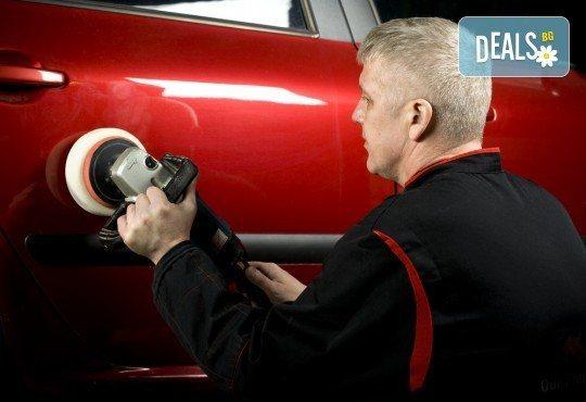 Примамливо предложение за Вашия любим автомобил! Професионално пастиране с полиращи пасти MAXOLEN, автоцентър Борово - Снимка 2