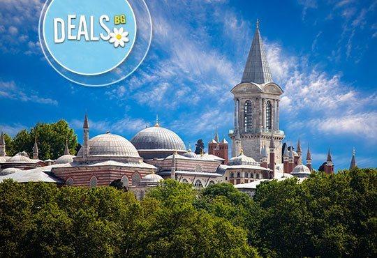 Космополитният Истанбул Ви очаква през ноември или декември! 2 нощувки със закуски, транспорт и екскурзовод! - Снимка 2