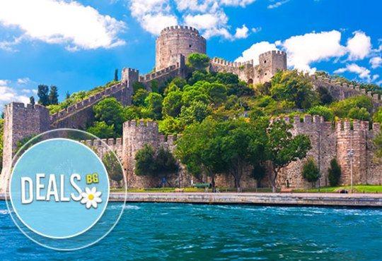 Космополитният Истанбул Ви очаква през ноември или декември! 2 нощувки със закуски, транспорт и екскурзовод! - Снимка 7