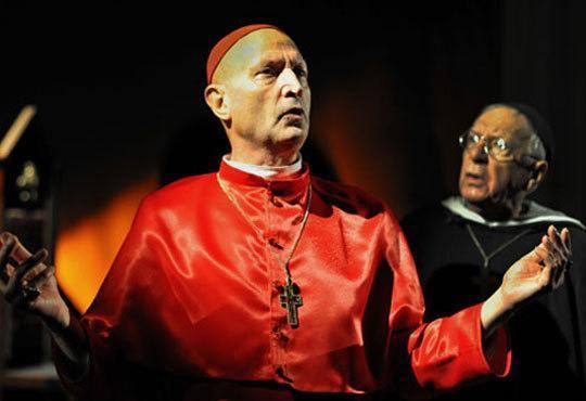 Гледайте Вельо Горанов във Великият инквизитор на 14.11., от 19ч, Открита сцена Сълза и смях - Снимка 2