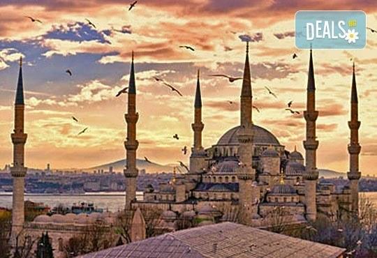 Гореща оферта за студените дни! Истанбул, 2 нощувки със закуски в хотел 2* или 3*, транспорт, екскурзовод,с Караджъ Турс - Снимка 1