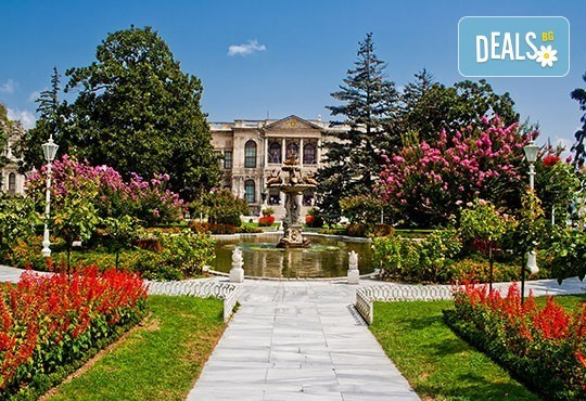 Зимна приказка - уикенд в Истанбул! 2 нощувки и две закуски в хотел 2*/3* и автобусен транспорт от Дениз травел - Снимка 1