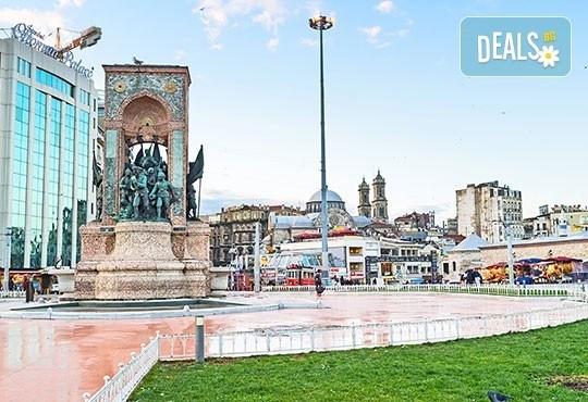 Зимна приказка - уикенд в Истанбул! 2 нощувки и две закуски в хотел 2*/3* и автобусен транспорт от Дениз травел - Снимка 3