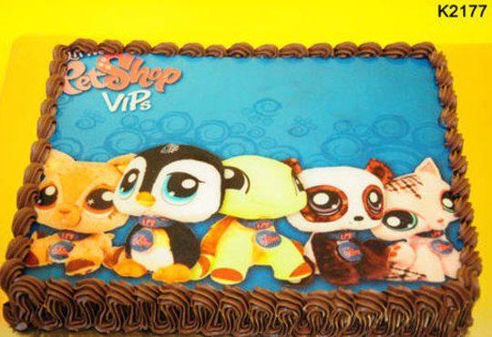 Запомнящ се рожден ден! Вкусна торта /избор от 29 картинки/ и пълнеж по избор от Виенски салон Лагуна! Предплати 1лв! - Снимка 7
