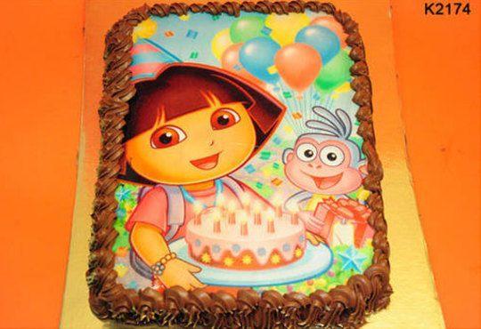 Запомнящ се рожден ден! Вкусна торта /избор от 29 картинки/ и пълнеж по избор от Виенски салон Лагуна! Предплати 1лв! - Снимка 14