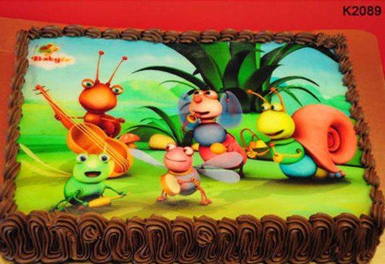 Запомнящ се рожден ден! Вкусна торта /избор от 29 картинки/ и пълнеж по избор от Виенски салон Лагуна! Предплати 1лв! - Снимка 15