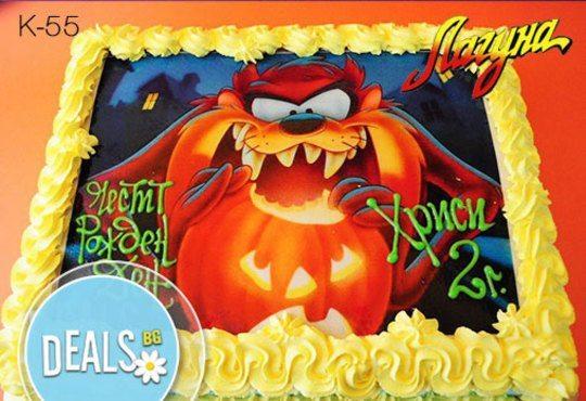 Вкусна торта /избор от 29 картинки/ и пълнеж по избор от Виенски салон Лагуна Предплатете сега 1лв! - Снимка 14