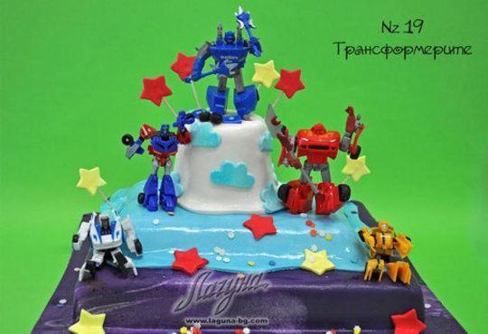 Детска торта с фигурка и пълнеж по избор + кутия, надпис и свещичка от Сладкарница Лагуна!Предплати сега! - Снимка 18