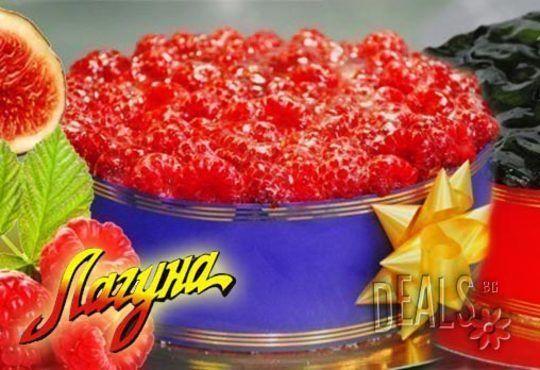 Еклерова торта по избор: с малини, смокини, ягоди или къпини от Виенски салон Лагуна! Предплатете сега 1лв - Снимка 10