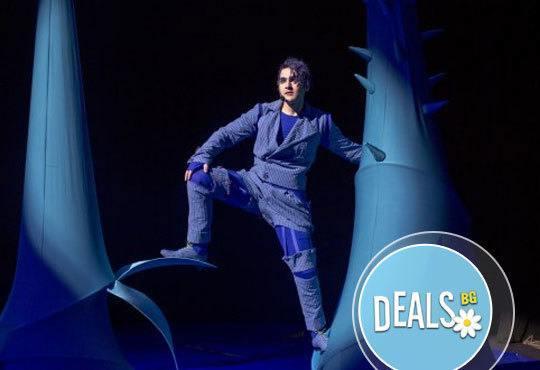 Приказка за малки и големи! Гледайте мюзикъла Питър Пан в Театър София на 15.11, от 11.00ч, билет за двама! - Снимка 1