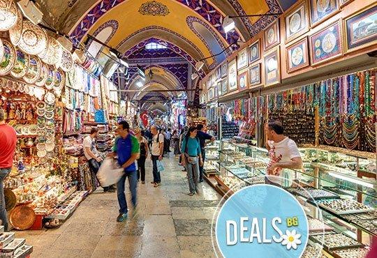 Предколеден шопинг в Истанбул! 2 нощувки в хотел Беяз Кугу 3*+, със закуски и автобусен транспорт от Дениз Травел - Снимка 2
