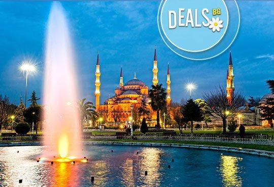 Предколеден шопинг в Истанбул! 2 нощувки в хотел Беяз Кугу 3*+, със закуски и автобусен транспорт от Дениз Травел - Снимка 4