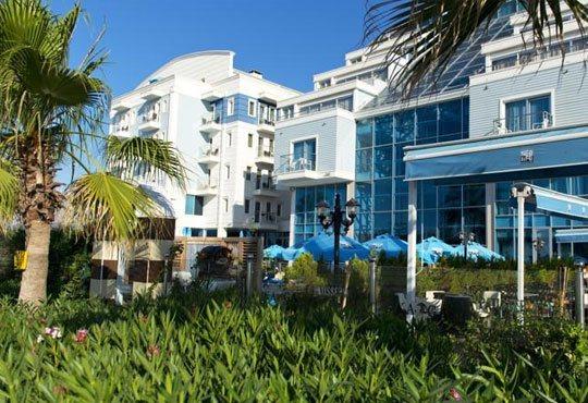 Нова година в Sealife Family Resort5*, Анталия, Турция! 4 нощувки със закуски и вечери, самолетни билети и трансфери! - Снимка 2