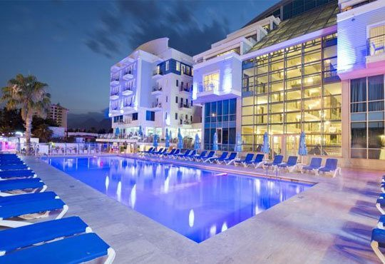 Нова година в Sealife Family Resort5*, Анталия, Турция! 4 нощувки със закуски и вечери, самолетни билети и трансфери! - Снимка 16