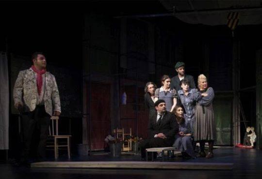 6-ти ноември: Комедията Човекоядката с Христо Мутафчиев и още любими актьори в МГТ Зад Канала - единичен/ двоен билет - Снимка 4