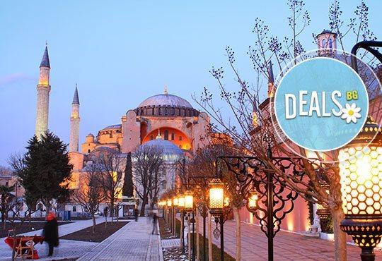 Нова Година в Истанбул! 3 нощувки със закуски, хотел Беяз Кугу 3*, организиран транспорт от Дениз травел - Снимка 4