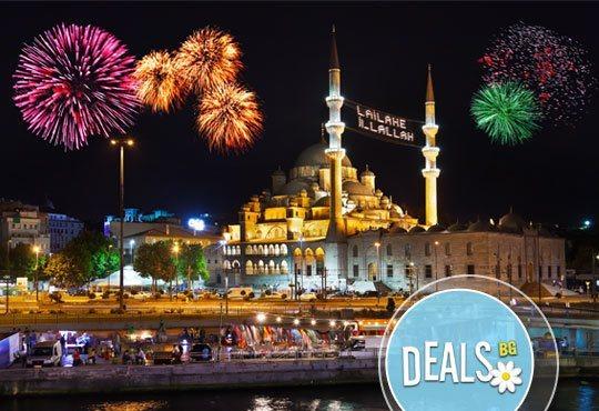 Нова Година в Истанбул! 3 нощувки със закуски, хотел Беяз Кугу 3*, организиран транспорт от Дениз травел - Снимка 2