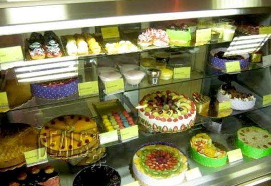 Торта за фирмени партита от Сладкарница Орхидея - 14-16 вкусни парчета на неустоима цена! - Снимка 13