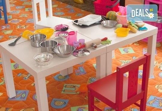 Лицензирана детска кухня Грозното Патенце предлага на Вашия малчуган седмично или месечно тристепенно меню - Снимка 1