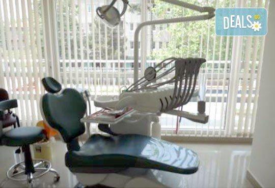Цялостен преглед, почистване на зъбен камък и зъбна плака с ултразвук и полиране с Air Flow в дентална клиника Рай-Дент! - Снимка 3