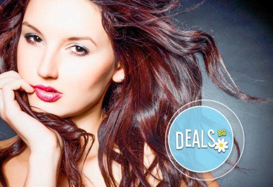 Красиви коси! Кератинова терапия в седем фази с продукти на KEUNE и прическа със сешоар при стилистите на Miss Beauty - Снимка 1
