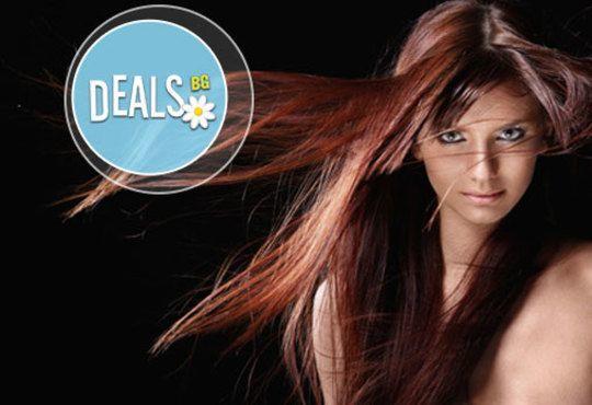 Красиви коси! Кератинова терапия в седем фази с продукти на KEUNE и прическа със сешоар при стилистите на Miss Beauty - Снимка 2