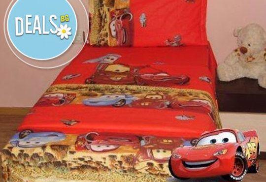 Подгответе подаръците за децата! Спален комплект три части с Макуин или Уинкс от Фирма Икар на супер цена! - Снимка 1