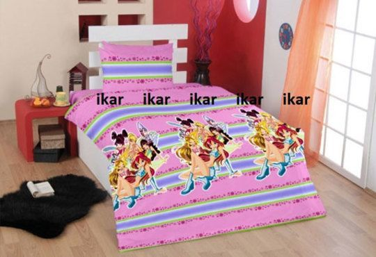 Подгответе подаръците за децата! Спален комплект три части с Макуин или Уинкс от Фирма Икар на супер цена! - Снимка 2