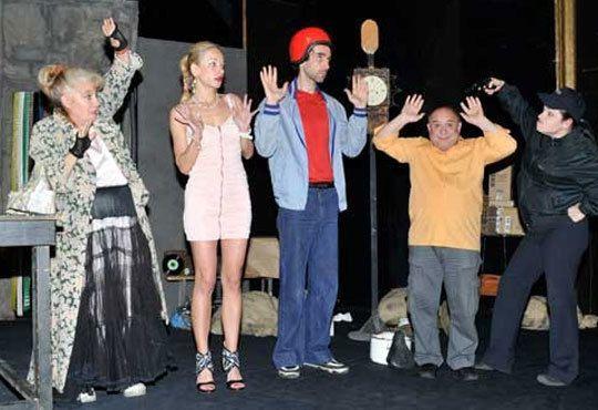 Гледайте Дидо Манчев в комедията ''Тарикати ООД'' на 22.11., неделя, от 19 ч. в Театър Открита сцена Сълза и смях - Снимка 2
