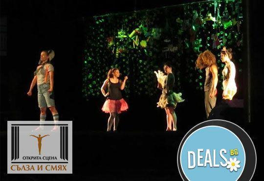 Гледайте Любопитното слонче на 22.11. от 11 ч.,Театър Виа Верде на Открита сцена Сълза и смях - Снимка 1