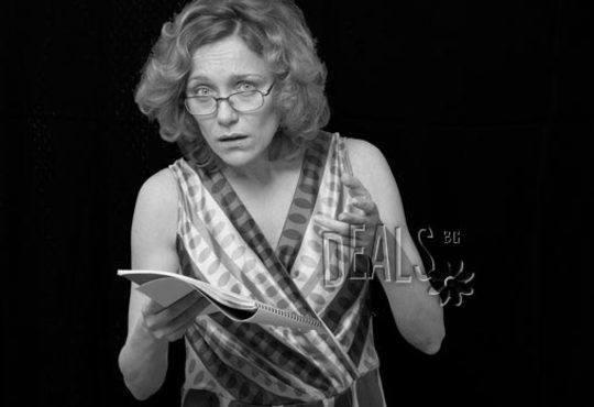 Гледайте Асен Блатечки и Койна Русева във Вик за любов, 23.11., от 19 ч., Театър Открита сцена Сълза и смях - Снимка 9