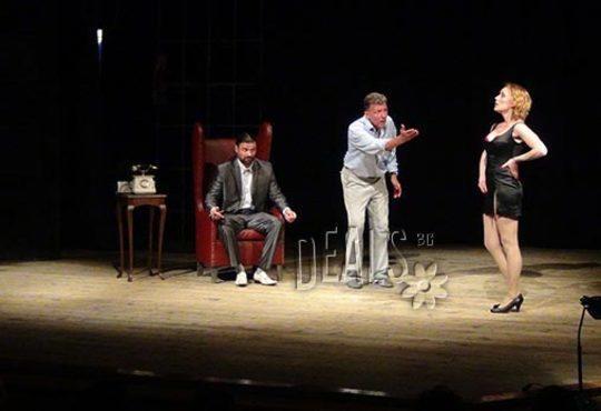 Гледайте Асен Блатечки и Койна Русева във Вик за любов, 23.11., от 19 ч., Театър Открита сцена Сълза и смях - Снимка 4