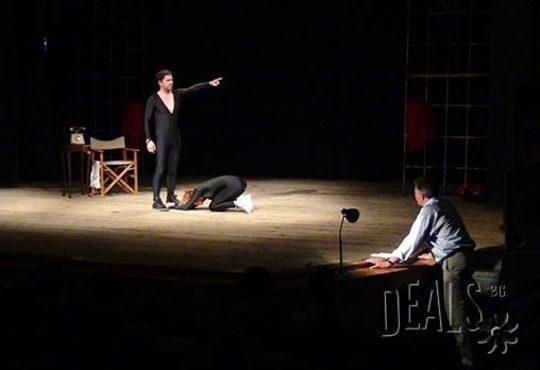 Гледайте Асен Блатечки и Койна Русева във Вик за любов, 23.11., от 19 ч., Театър Открита сцена Сълза и смях - Снимка 5