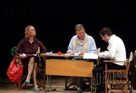Гледайте Асен Блатечки и Койна Русева във Вик за любов, 23.11., от 19 ч., Театър Открита сцена Сълза и смях - Снимка 6