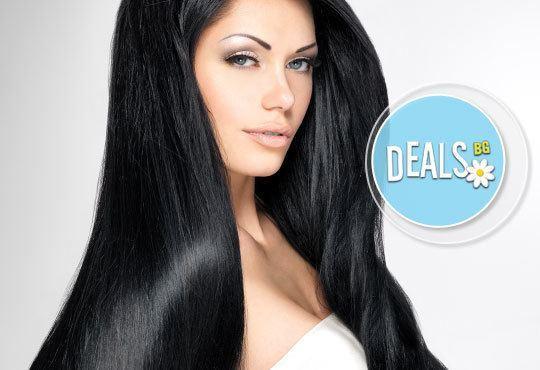 Професионална грижа за косата! Масажно измиване, подстригване, сешоар и/или преса и стилизиране в Avior beauty center! - Снимка 4
