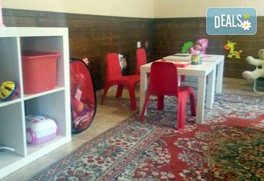 2 часа детски рожден ден с включено меню, DJ, парти-аниматор, торта, украса и много, танци и игри в Р-т Бадемова къща - Снимка 3