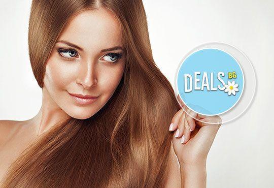 Специална терапия за увредената и суха коса! Серум с активатор, сешоар и подарък вафли в корена в Avior beauty center - Снимка 2