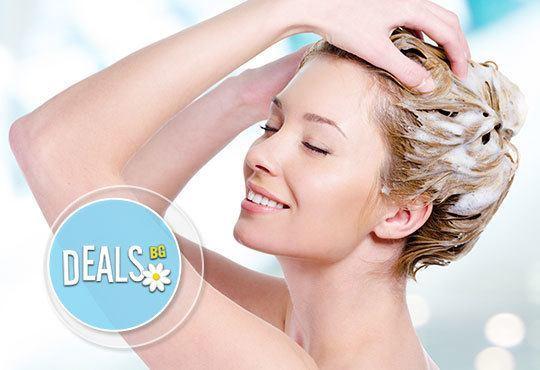 Цялостна грижа за перфектна и стилна коса! Измиване, маска, подстригване и сешоар в Avior beauty center, Варна - Снимка 3