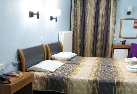 Нова година в хотел Олимпус 3*, Паралия Катерини, Гърция! 3 нощувки със закуски, транспорт и панорамна обиколка на Солун - Снимка 3