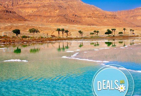Новогодишна екскурзия до Йордания! 7 нощувки, закуски, вечери, самолетен билет, трансфери и разходка с джип в Уади Рам! - Снимка 3